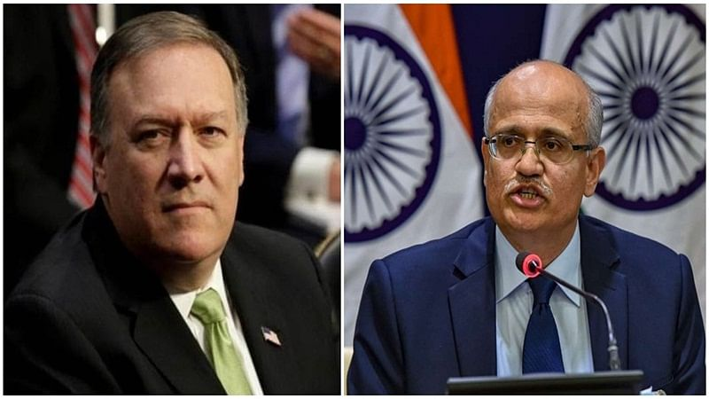 Mike Pompeo, Vijay Gokhale say Pakistan must take 'concerted action' to dismantle terror groups