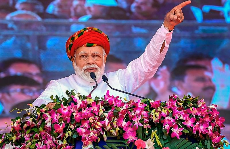 Non-cooperation by SP govt delayed beautification projects in Varanasi: PM Modi