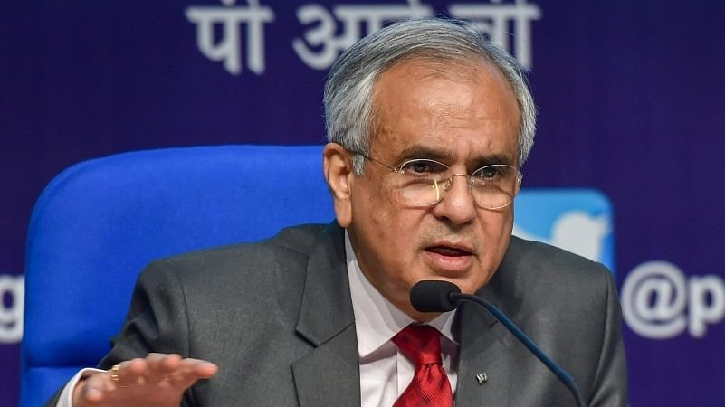 Respond to notice by April 2, EC asks Niti Aayog VC