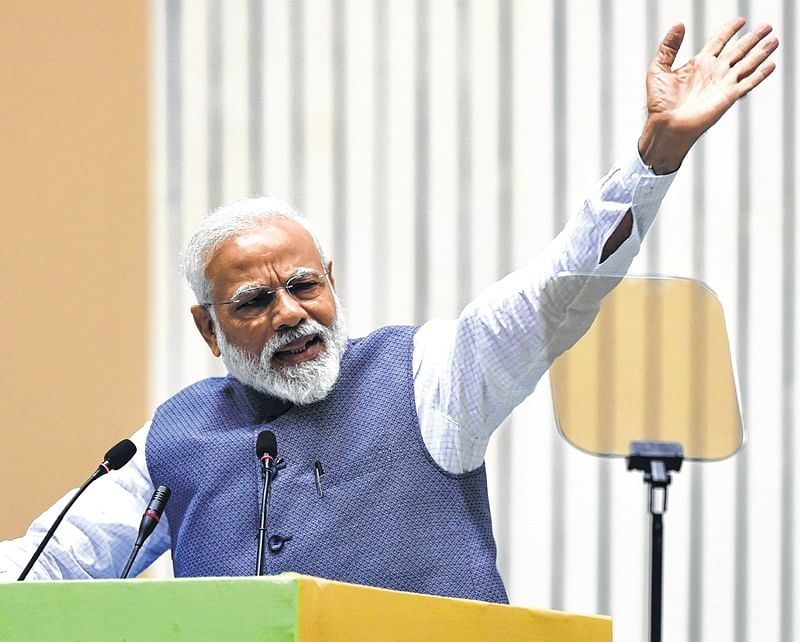Don't want to repeat how Abhinandan Varthaman returned: PM Modi