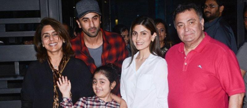Neetu Kapoor misses Ranbir Kapoor and Riddhima Kapoor Sahni, her snuggle bunnies