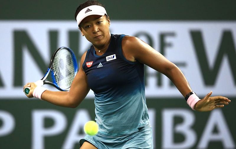 Top-ranked Naomi Osaka, Novak Djokovic ousted at Indian Wells