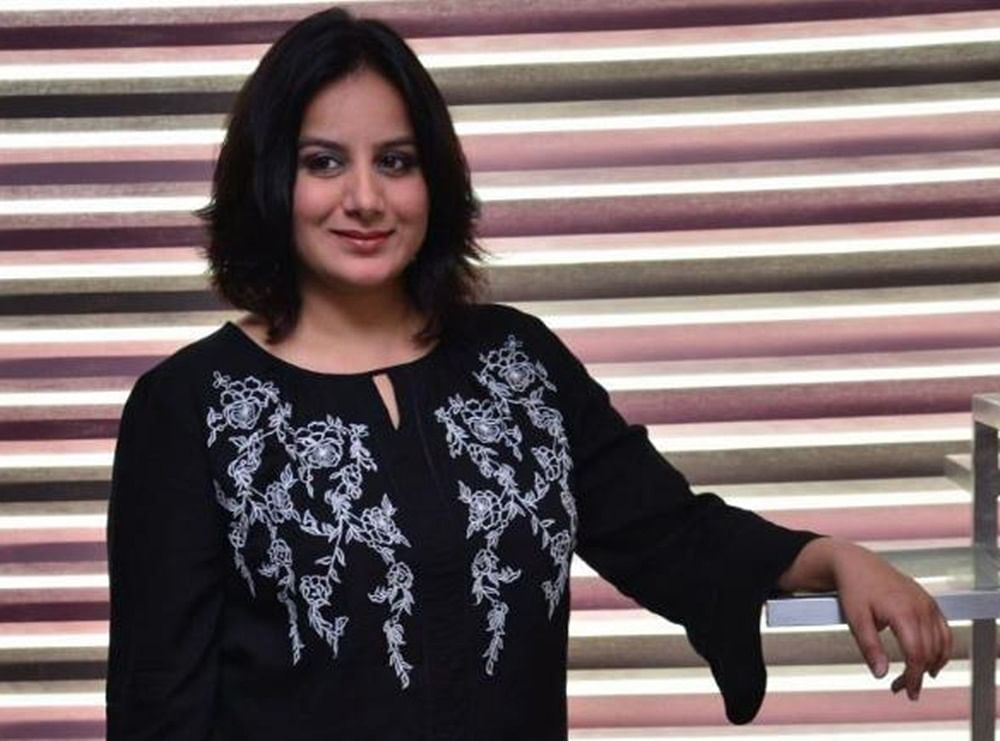 Complaint filed against Kannada Actress Pooja Gandhi for non-payment of Rs 4.5 Lakh hotel bill
