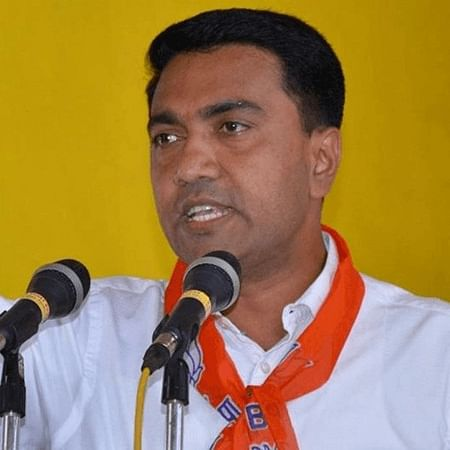 No out-of-court settlement with Karnataka on Mahadayi row: Pramod Sawant
