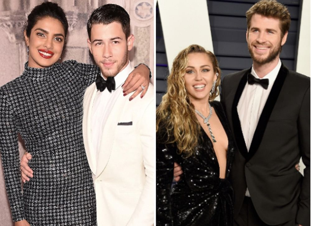 Priyanka Chopra: Nick and I would love to go on a double date with Miley and Liam