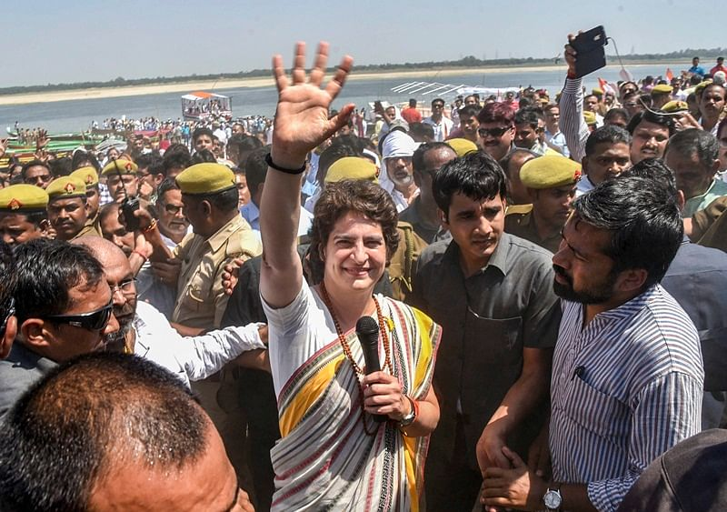Priyanka Gandhi Vadra hints that she might contest bypoll from Amethi