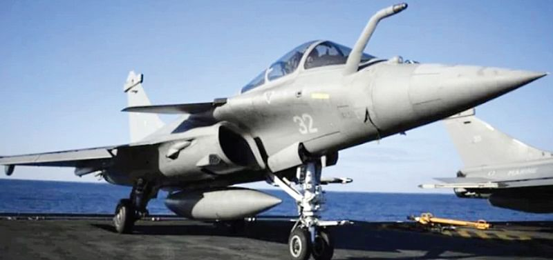 EC files into Rafale book now