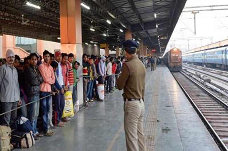Bhopal: Over 17 destitutes rescued from railway stations