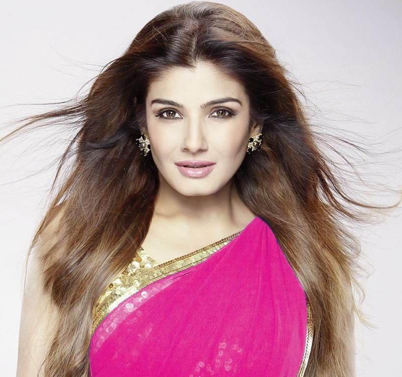 Raveena Tandon: Adopting two girls at 21 was a defining moment of my life
