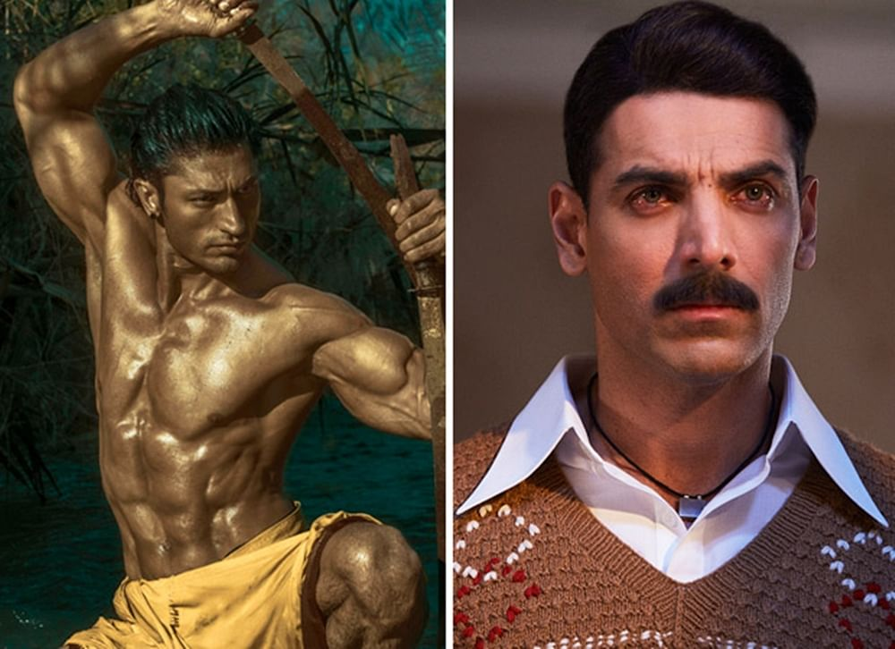 Vidyut Jammwal's 'Junglee' gets pushed out by John Abraham's 'Romeo Akbar Walter'