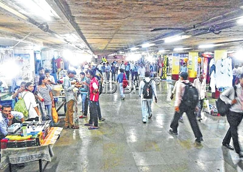 railways moots subway in place of collapsed foot overbridge