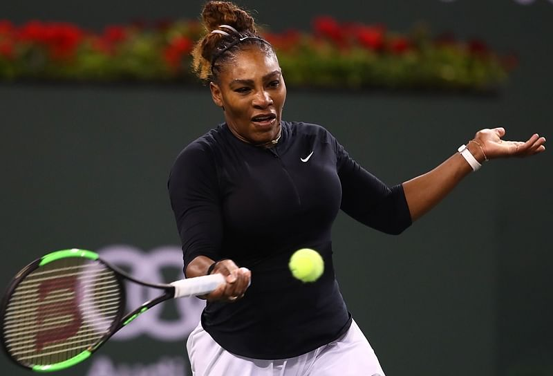 5 times Serena Williams inspired us with her fearlessness and determination