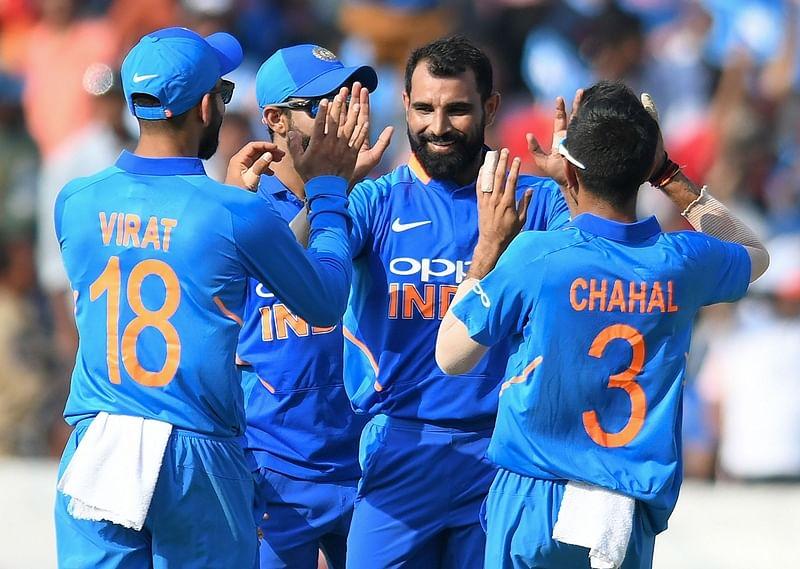 India vs Australia 5th ODI: Australia opt to bat; Jadeja, Shami return for India