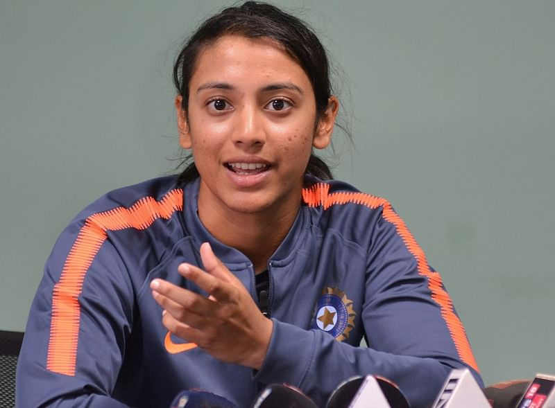 We don't lack in fast bowling department, says Smriti Mandhana