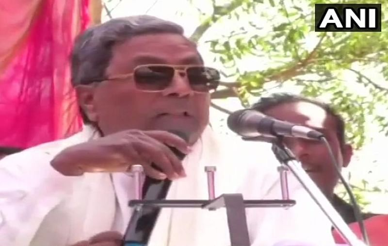 Scared of people who wear long tilak on forehead: Siddaramaiah sparks controversy again