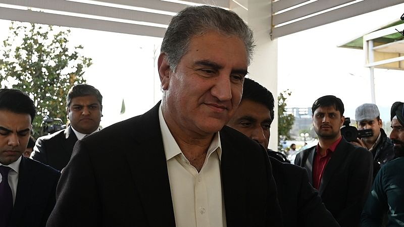 Supreme Court's order on restoring normalcy to J&K vindicates our stance: Pakistan Foreign Minister Qureshi