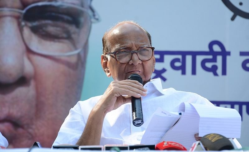 Lok Sabha elections 2019: Sharad Pawar promises farm loan waiver, Rafale probe if UPA wins