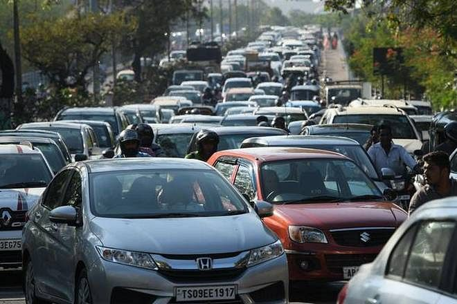 Passenger vehicle sales down 1.11 pc in February