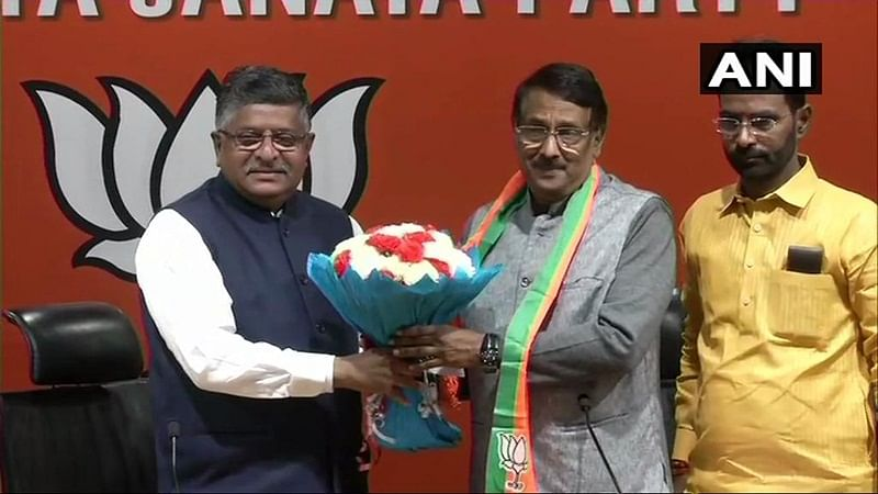 Ahead of Lok Sabha elections, key Sonia Gandhi aide Tom Vadakkan joins BJP