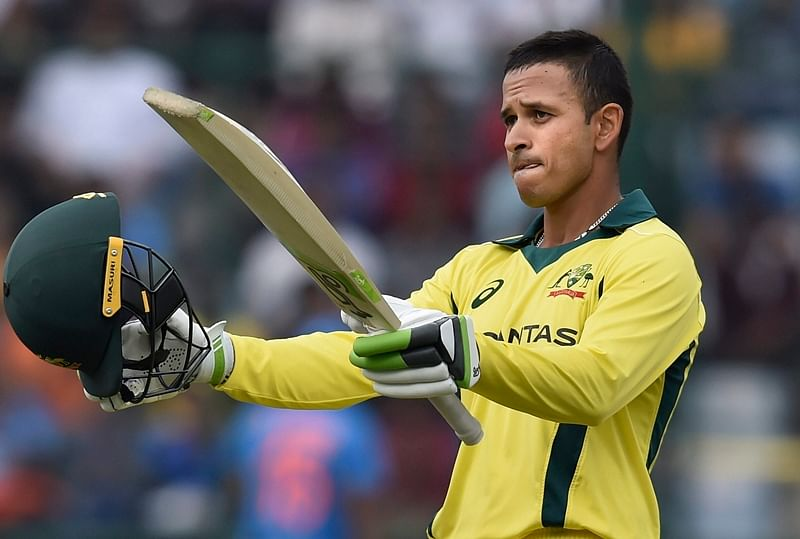 It's time to relish victory than thinking about World Cup: Usman Khawaja on ODI win against India