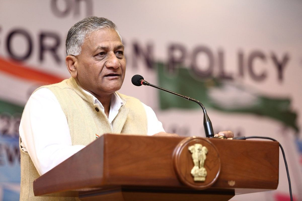 VK Singh: Happy with release, but Pakistan must do more to fight terror