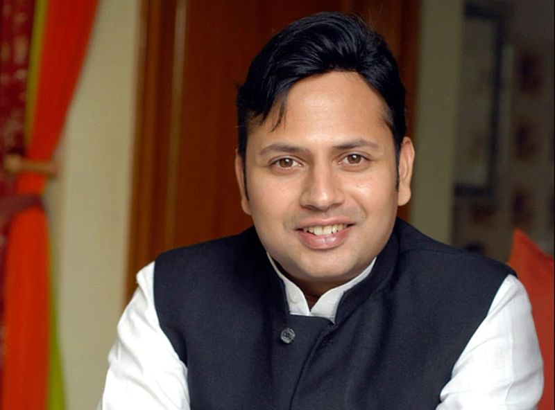 All eyes on Ashok Gehlot's son Vaibhav Gehlot