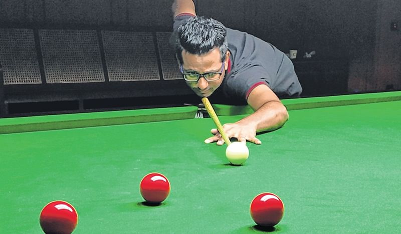 All India Open snooker championship: Pune cueist Altamash Saifi have field day