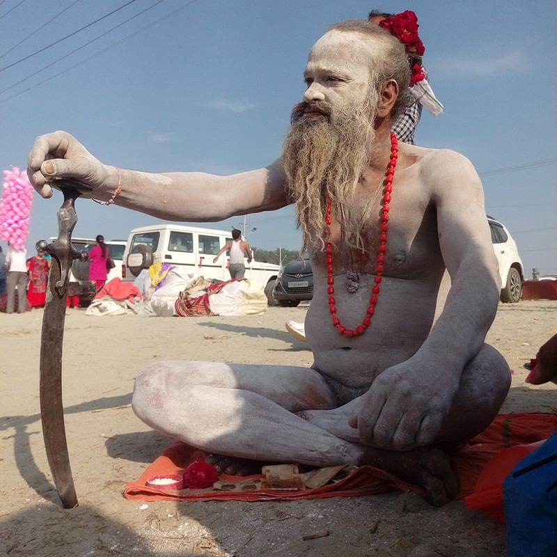 Gajanand Guru Naga Baba