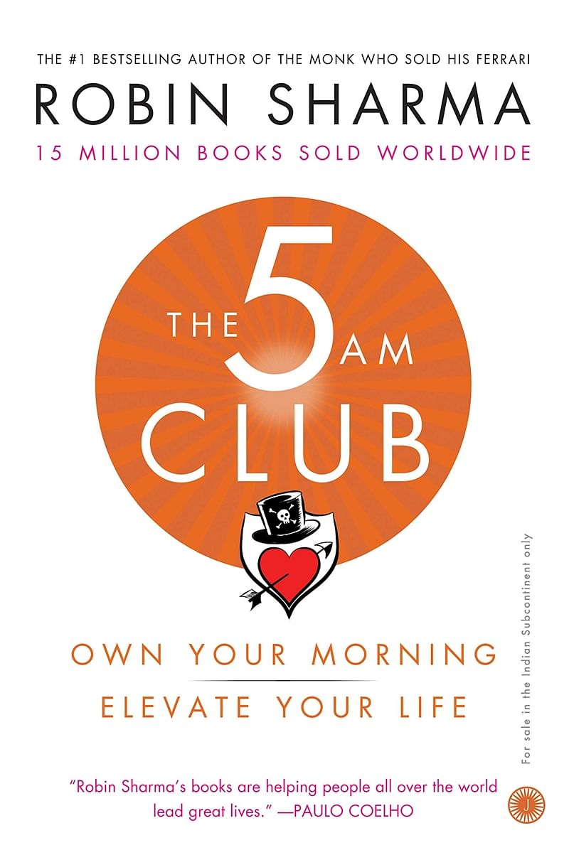The 5 AM Club by Robin Sharma: Review