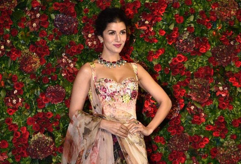 Nimrat Kaur: I look best in a sari