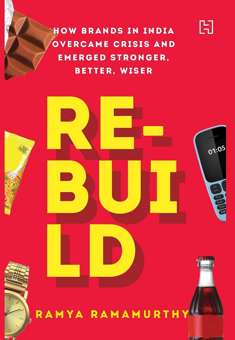 Rebuild by Ramya Ramamurthy: Review
