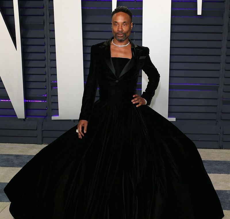 2019 Academy Awards: The men wore gowns, the women, suits