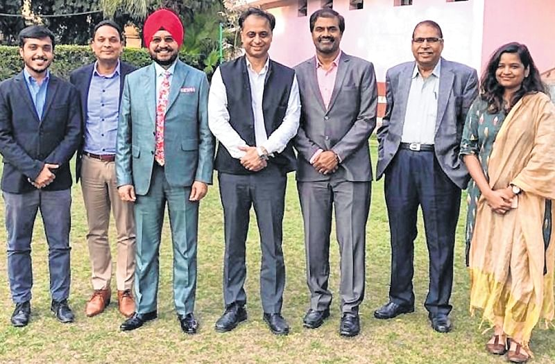 PRSI's Delhi Chapter gets new executive committee