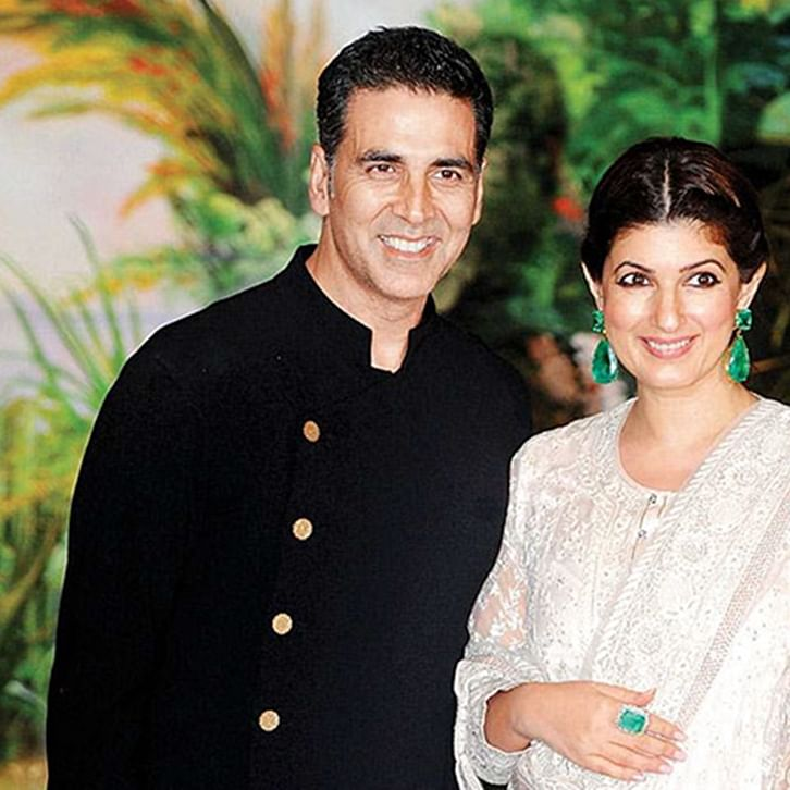 'Happy place = Happy face': Akshay Kumar enjoys 'beach time' with wife Twinkle Khanna; shares pic