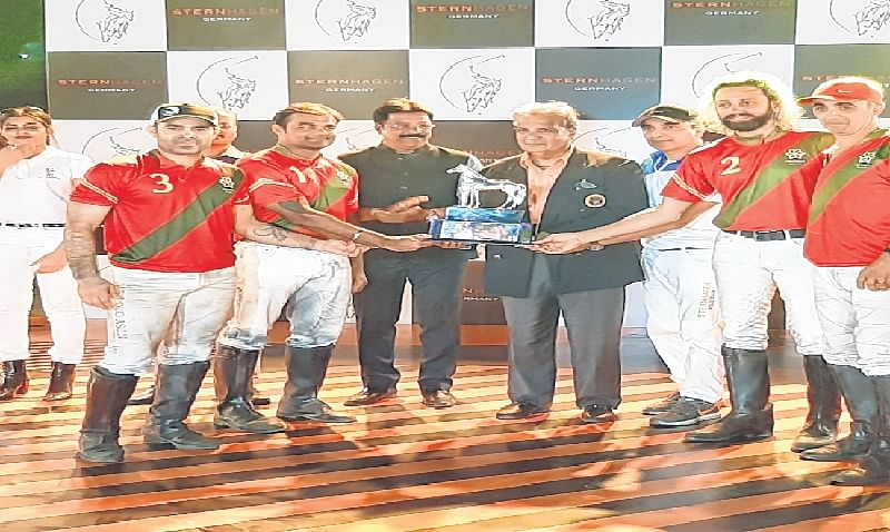 Sternhagen Polo Cup: Dhruvpal steers Piramal Polo to victory