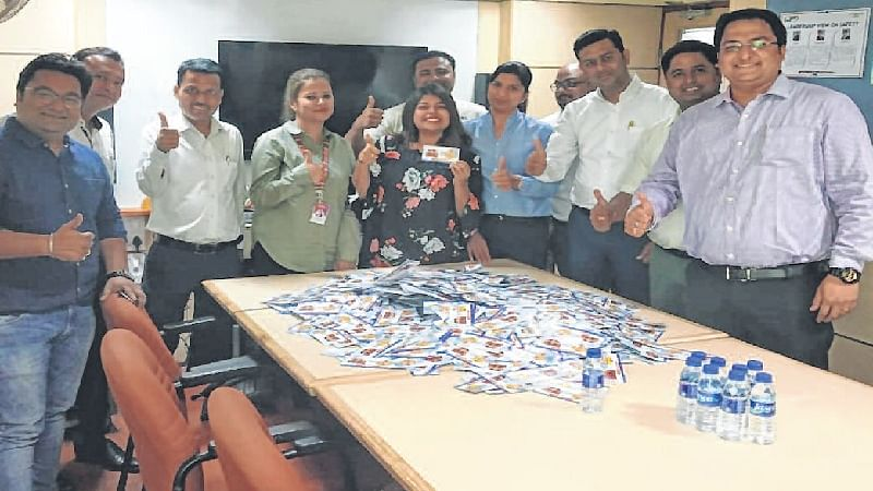 Maruti Suzuki Lucky draw: Janeshwar wins Swift car
