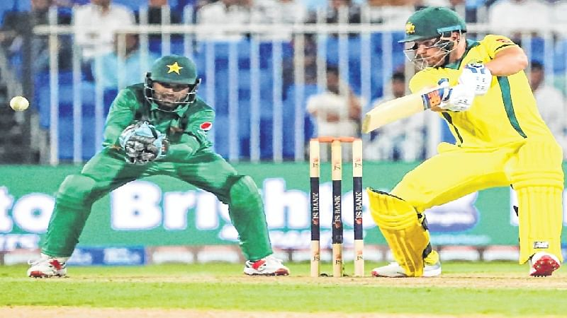 Australia vs Pakistan first ODI: Finch guides Oz to eight-wicket win