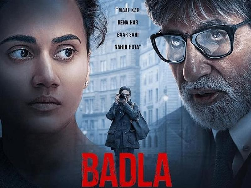 Badla movie: Review, Cast, Director