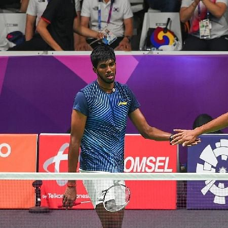 Satwik-Chirag pair in French Open final