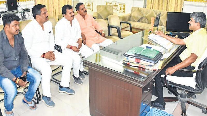 Ujjain: Porwal takes over as zila panchayat VP