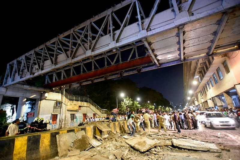 CSMT bridge collapse: Structural auditor denied bail
