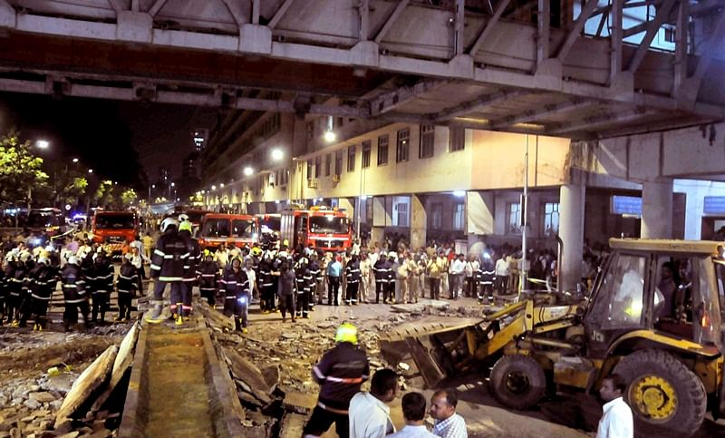 Mumbai: Bridges Chief admits lapse in overlooking audit report