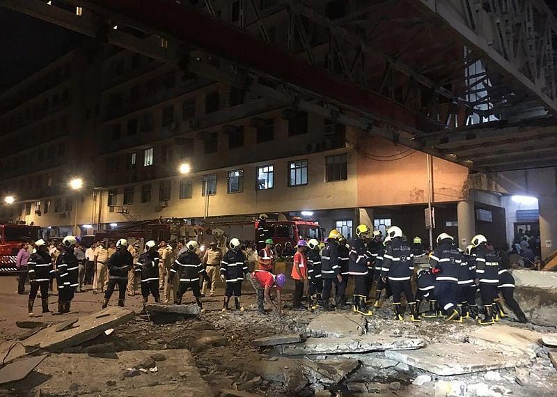 Mumbai CSMT bridge collapse: Auditor Neeraj Desai sent to police custody till March 25