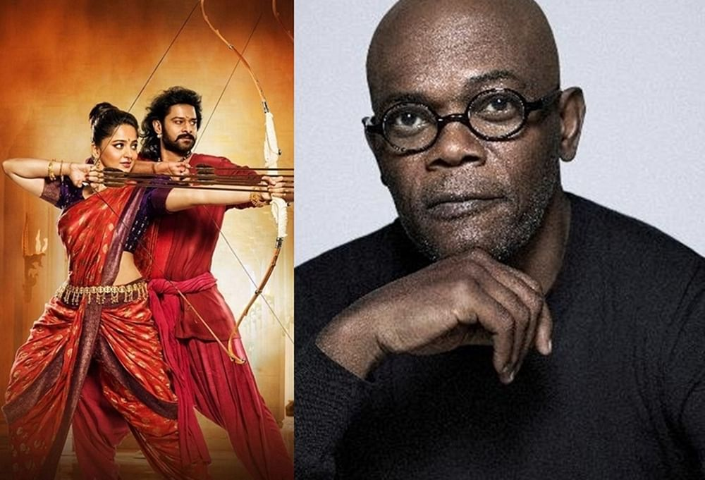 Marvel-ous! Samuel L Jackson wants to be a part of 'Baahubali 3'