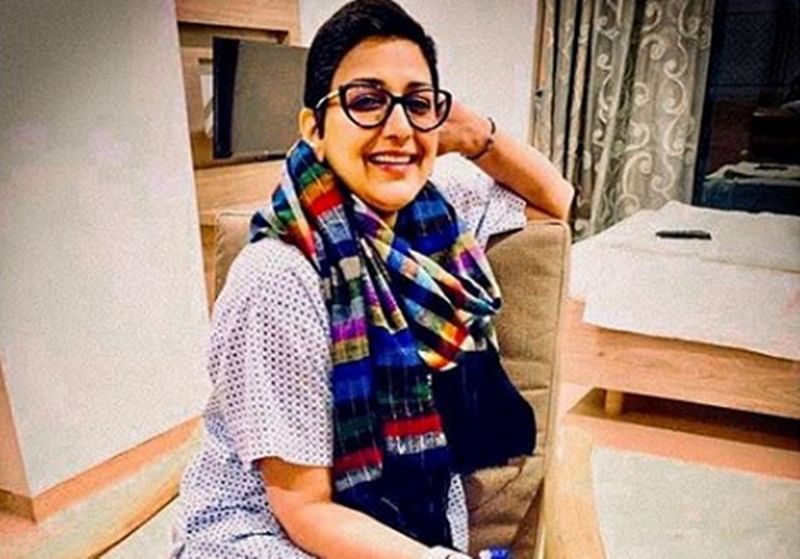 'Back home and back to my new normal': Sonali Bendre resumes her cancer treatment, shares motivational Instagram post
