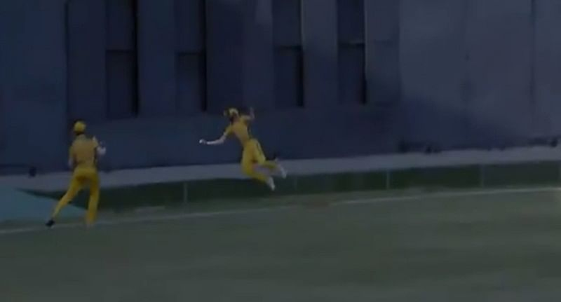Mushtaq Ali Trophy: Rahul, Divyang clinch victory in style for Maharashtra with spectacular relay catch in semi-final, watch