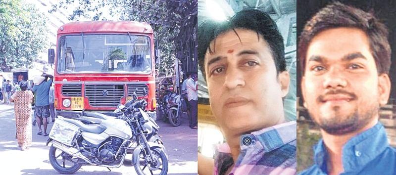 Mumbai: ST bus kills 2 in Dharavi