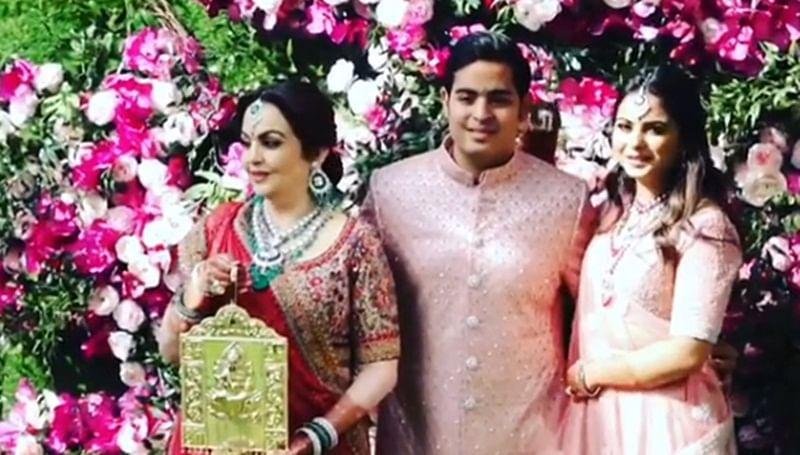 Jai Jio! Comedian Bhuvan Bam dubs Akash Ambani-Shloka Mehta's wedding video and it's hilarious