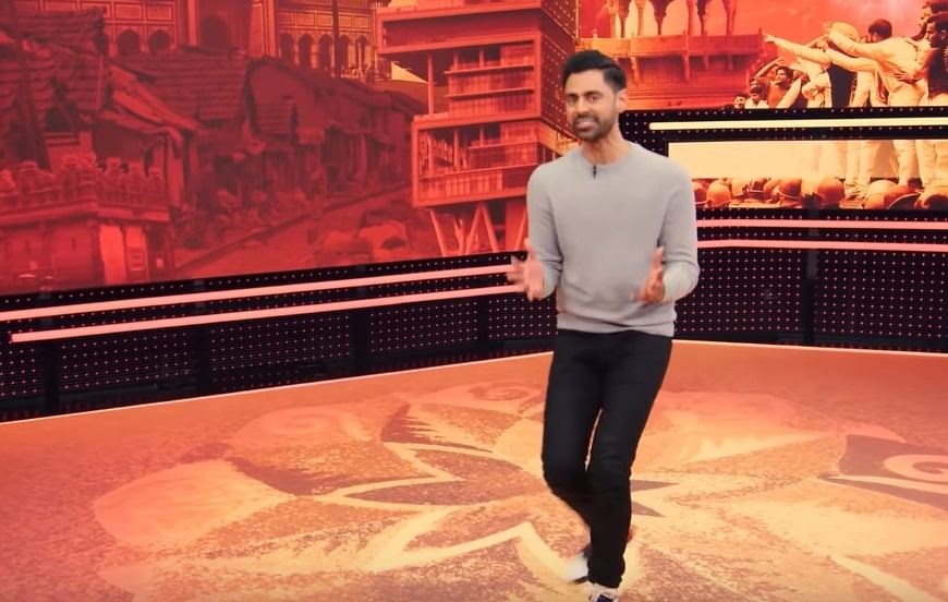 Watch before it's pulled down! Video of comedian Hasan Minhaj on Indian elections is breaking the internet