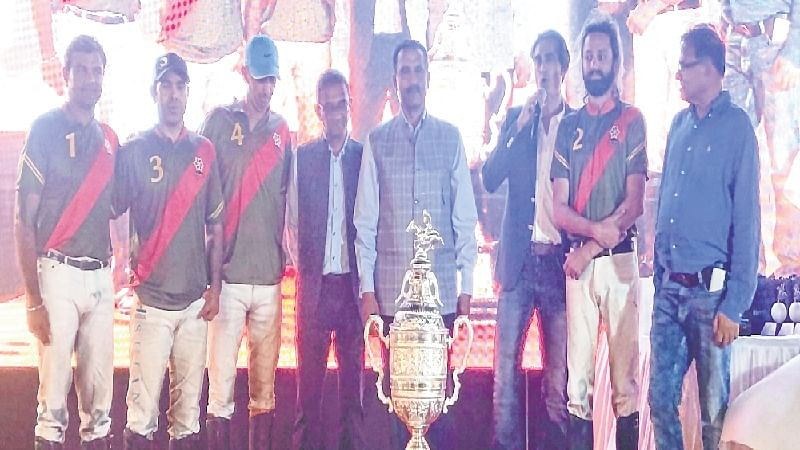 Southern Command Polo Cup: Dhruvpal guides Piramal to victory